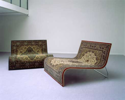 The Carpet Sofa