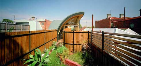 North Carlton Green House by Zen Architects