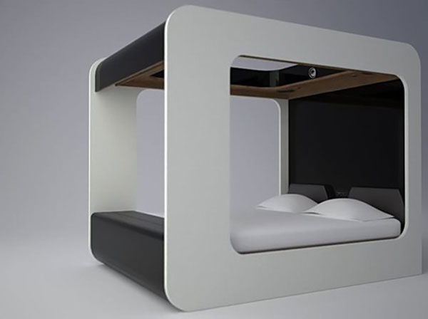 16 Of The Most Cool Modern Beds You Ll Ever See
