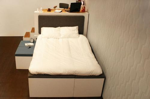 matroshka bed