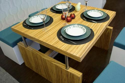 matroshka dinning table