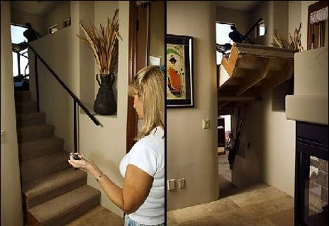 Add a Secret Passage in Your Home