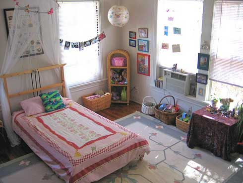 Collect This Idea Small Kid Room