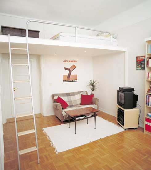 Ideas for Small Apartments Design