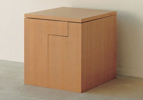 Small Apartment Furniture – Cube Style