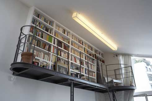 Great Idea for a House with High Ceilings