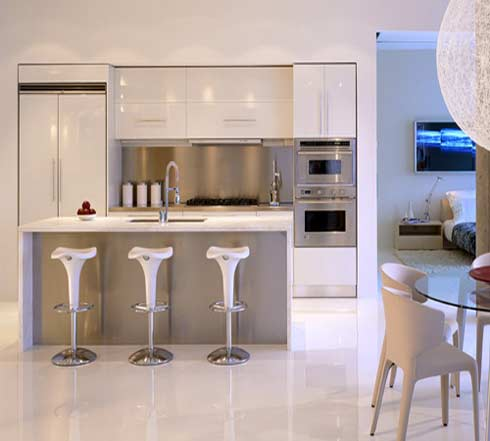 White Kitchen Kitchen Designs