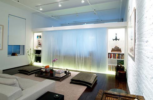 New York Flat Interior Design