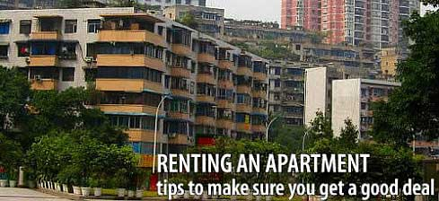 10 Things you Must Know before Renting an Apartment