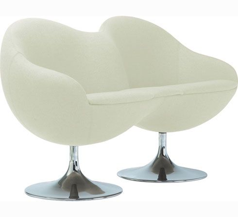 Double Egg Chair, for You and Your Love