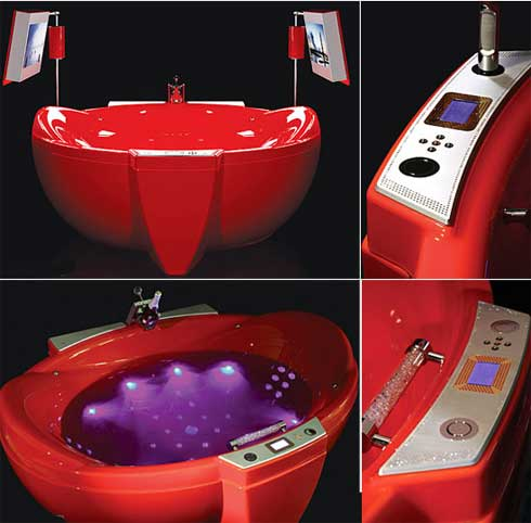 The Most Expensive Bathtub Ever Made