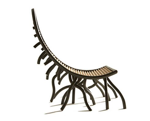 Mimic Chair, the Chair with 30 legs !