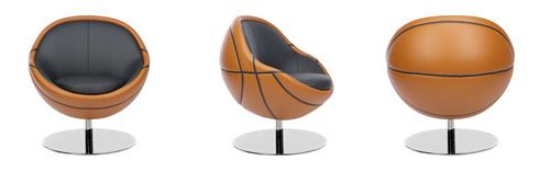 Comfortable Lounge Chair for Sports Fans