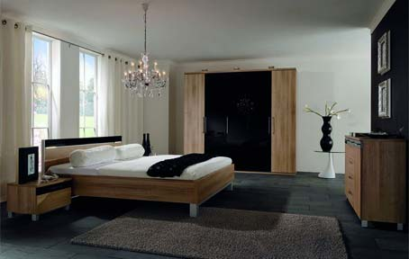 black furniture bedroom