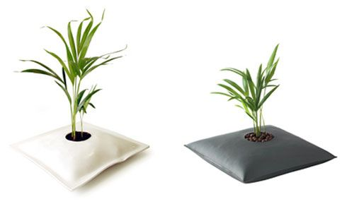 Pillow Shaped Pot for Plants  : Grow Bag