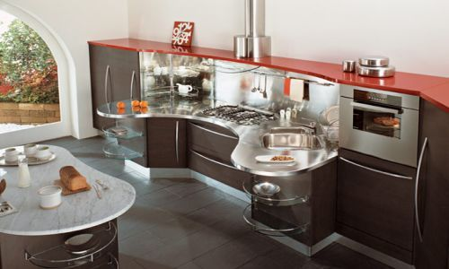 skyline kitchen Inspiration