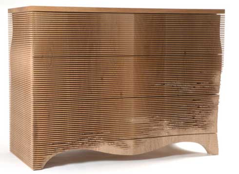 George3 Console Table  by Gareth Neal