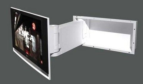Tv Wall Collect This Idea Motorized Mount