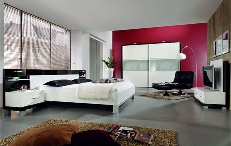 ultra modern bedroom design