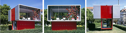 Cocobello Mobile Cabin
