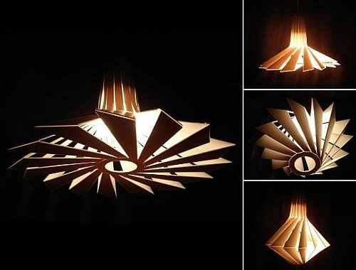 The Penta Pendant Lamp
