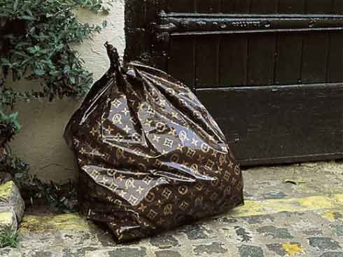 Ultimate Ridiculousness: Louis Vuitton Trash Bags
