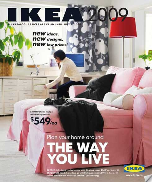 Ikea Catalog 2009 Now Available Online Here