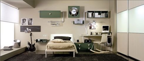 army bedroom Colorful Bedroom Decorating Ideas and Pictures for  Kids
