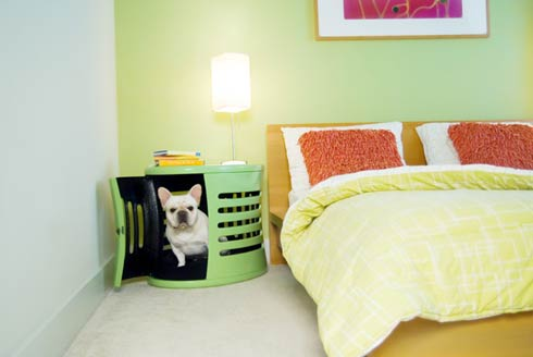 dog house Furniture that Doubles as Comfy Hideaways for your Pets