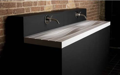 follo wash Innovative Washbasin System FOLLO by Will MacCormac