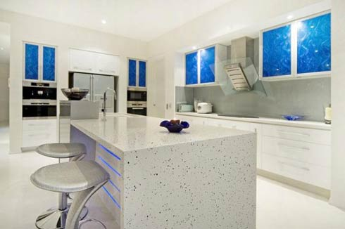 house australia kitchen Ultra Modern House on Australia Gold Coast