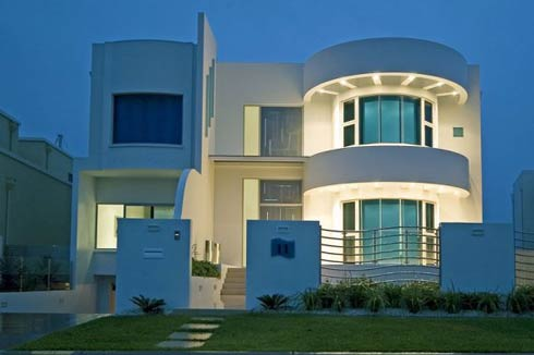 Ultra Modern House on Australia Gold Coast