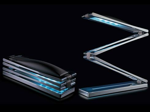 Adjustable LED Desk Lamp : Chain Lamp