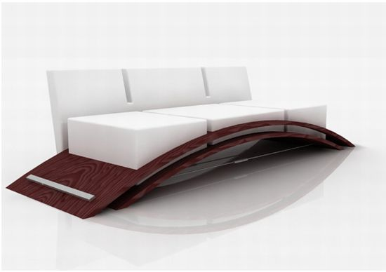 sofa top Urban Collection Sofa by Marta Antoszkiewicz