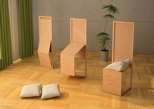 Folding Screen Chairs – Biombo