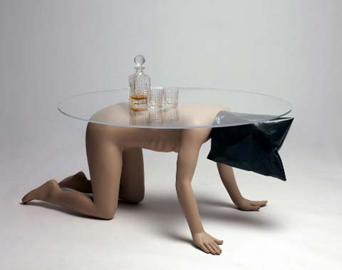 abu ghraib Strange : Abu Ghraib Coffee Table by Phillip Toledano