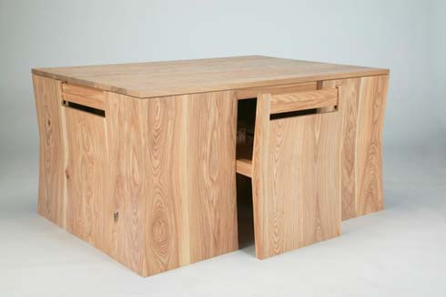 brianlee table2 Chubby Brothers Dining Table by Brian Lee