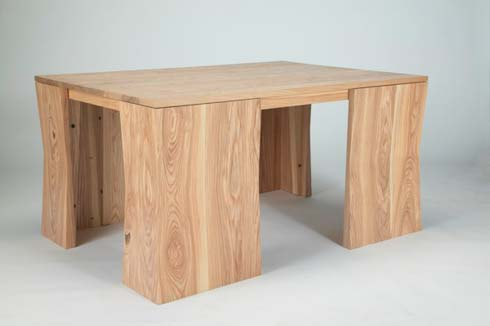 brianlee table3 Chubby Brothers Dining Table by Brian Lee