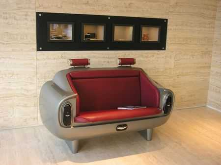 35 of the Most Unique & Creative Sofa Designs