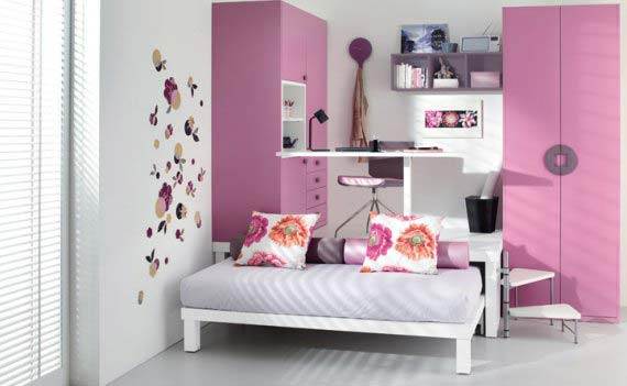 children bedrooms7 Bedroom Ideas for Kids : Tiramolla Loft Bedrooms from Tumidei