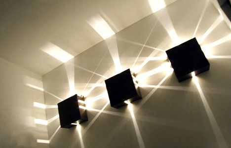 Cube Lamp for Geometric Lighting
