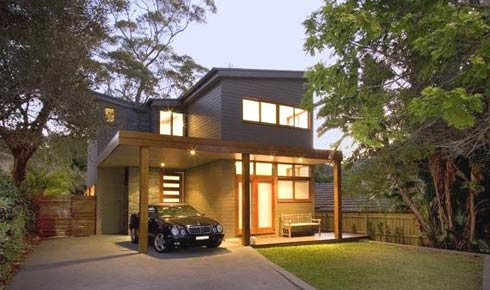 Contemporary House in Sydney : Australia