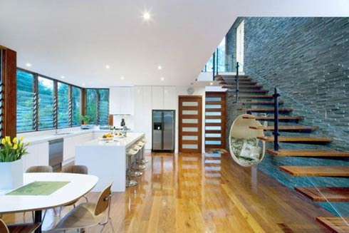 elouera house 02 Contemporary House in Sydney : Australia