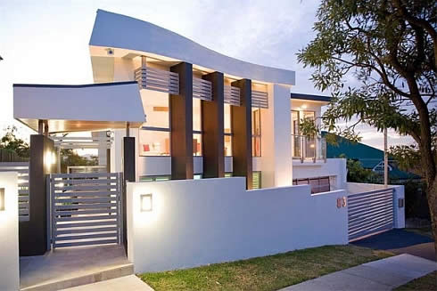 Visually Stunning House in Brisbane, Australia