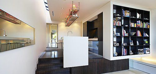 great luxury and stylish minimalist kitchen