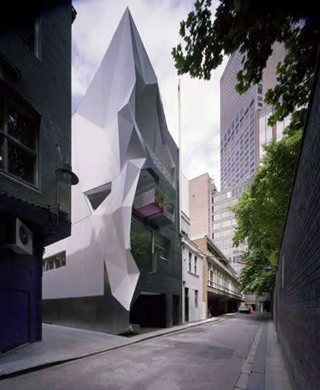 Monaco House in Melbourne