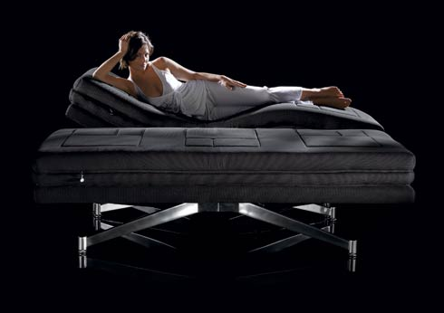 phi ton dubble bed presentation Phi ton Bed : Floating Without a  Sub frame