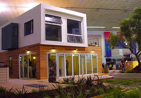 SG Blocks Container House – Made of Shipping Containers