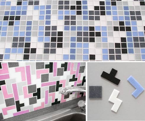 tetristiles Tetris Tiles : Inspired by the Worlds Most Popular  Game