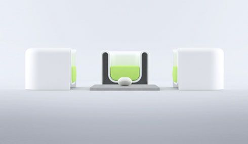 yu chair larger Yu Chair by Pascal Bardel